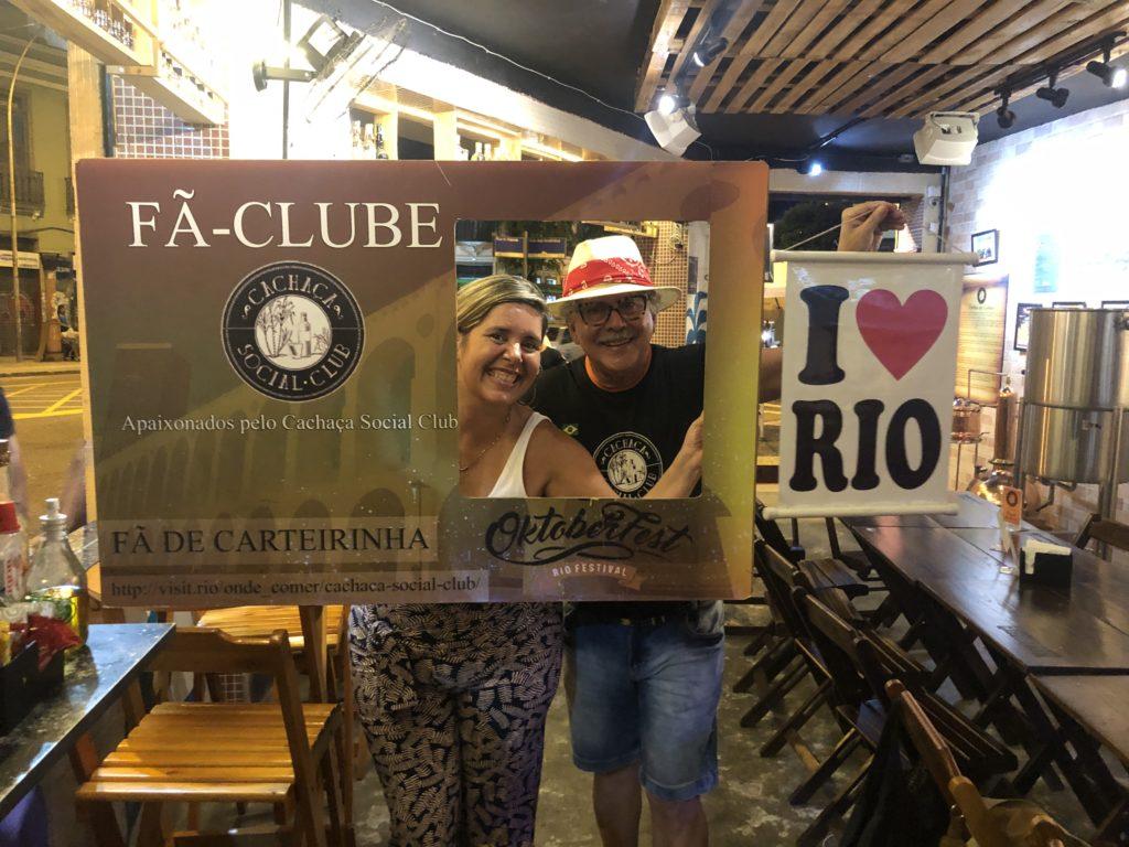 Tour Cachaça Social Club - Rio de Janeiro