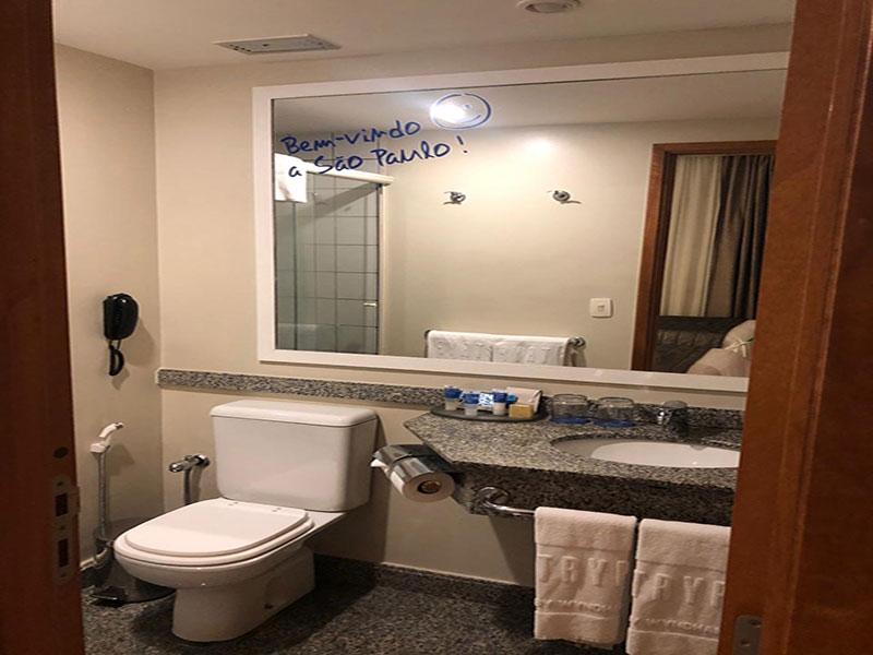 Hotel Tryp Tatuapé sua hospedagem em SP