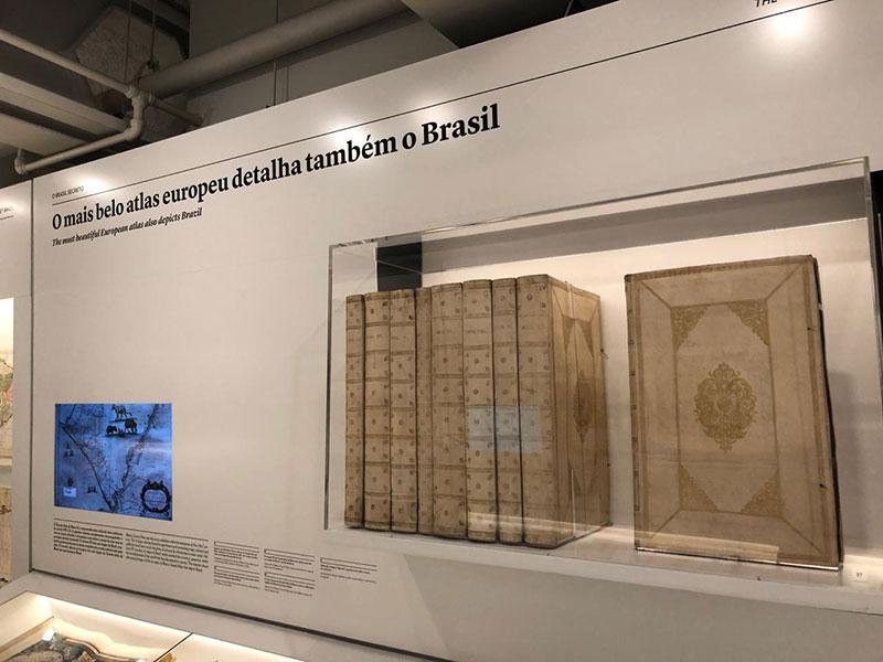 Exposição Brasiliana Itaú Cultural