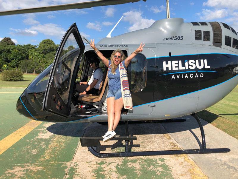 Vôo de helicóptero sobre as Cataratas: tudo o que você precisa saber