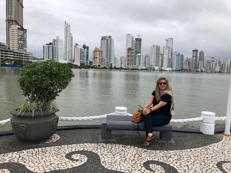 Visite o deck barra sul em Balneário Camboriú