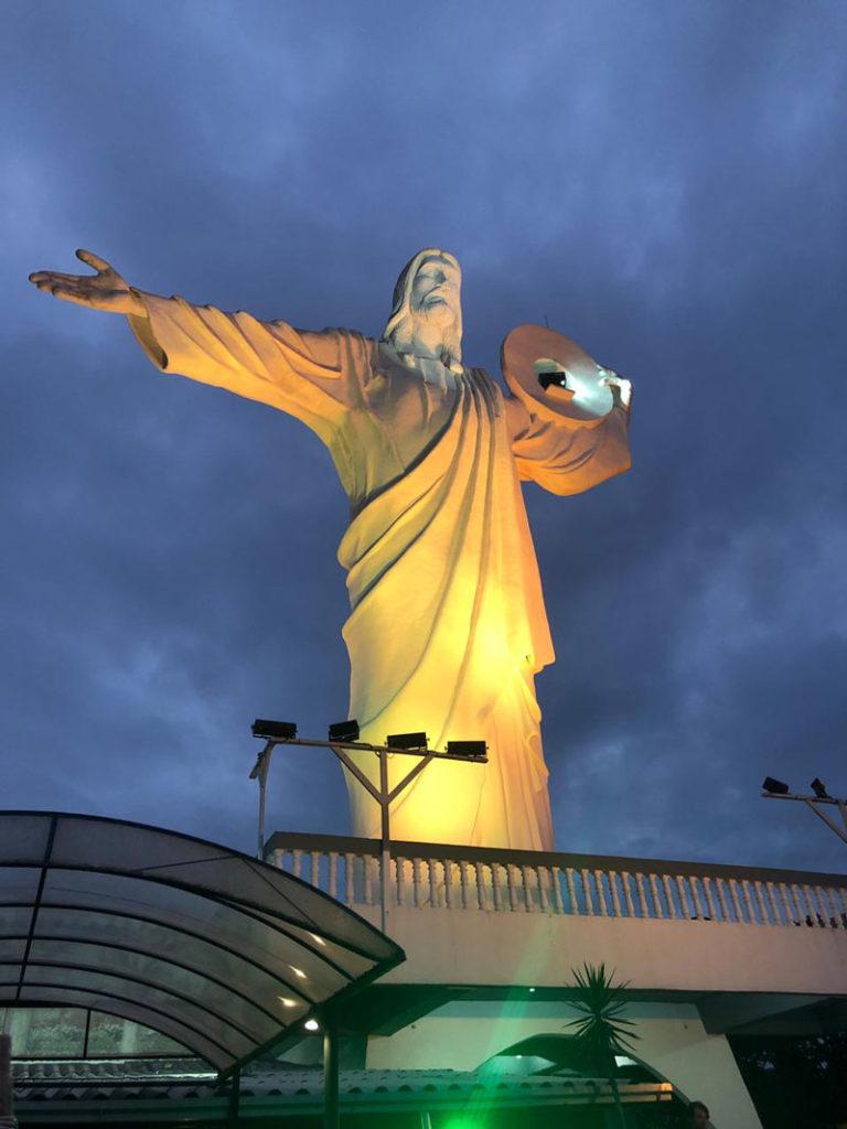 Cristo Luz Balneário Camboriú