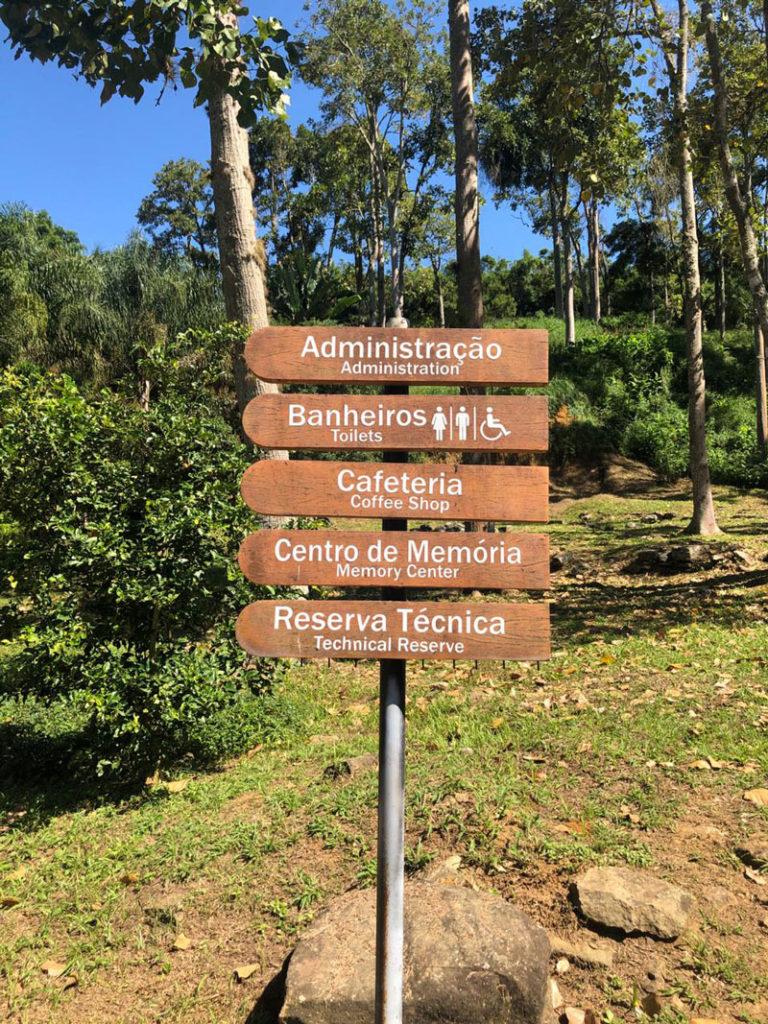 Parque Arqueológico e Ambiental São João Marcos