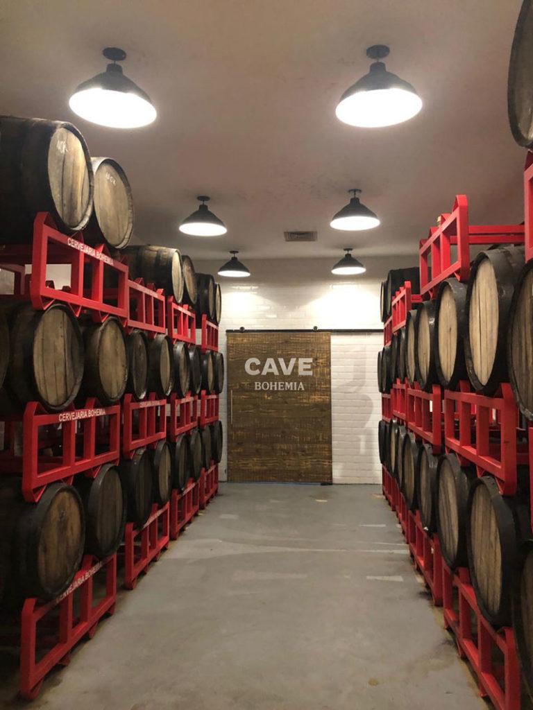 Tour de experiencia na Cervejaria Bohemia