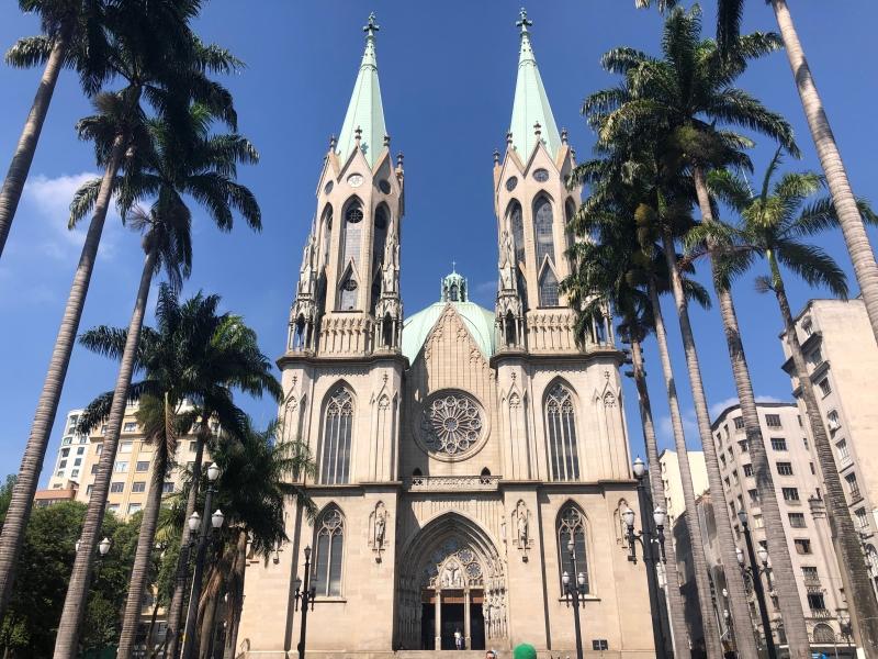 Roteiro de 3 dias em São Paulo