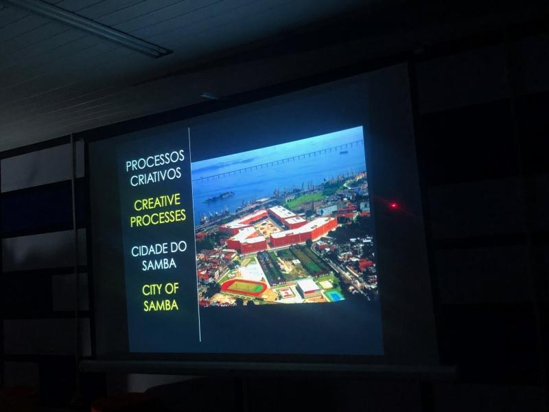 Viva Portela! Um tour de experiência na Cidade do Samba