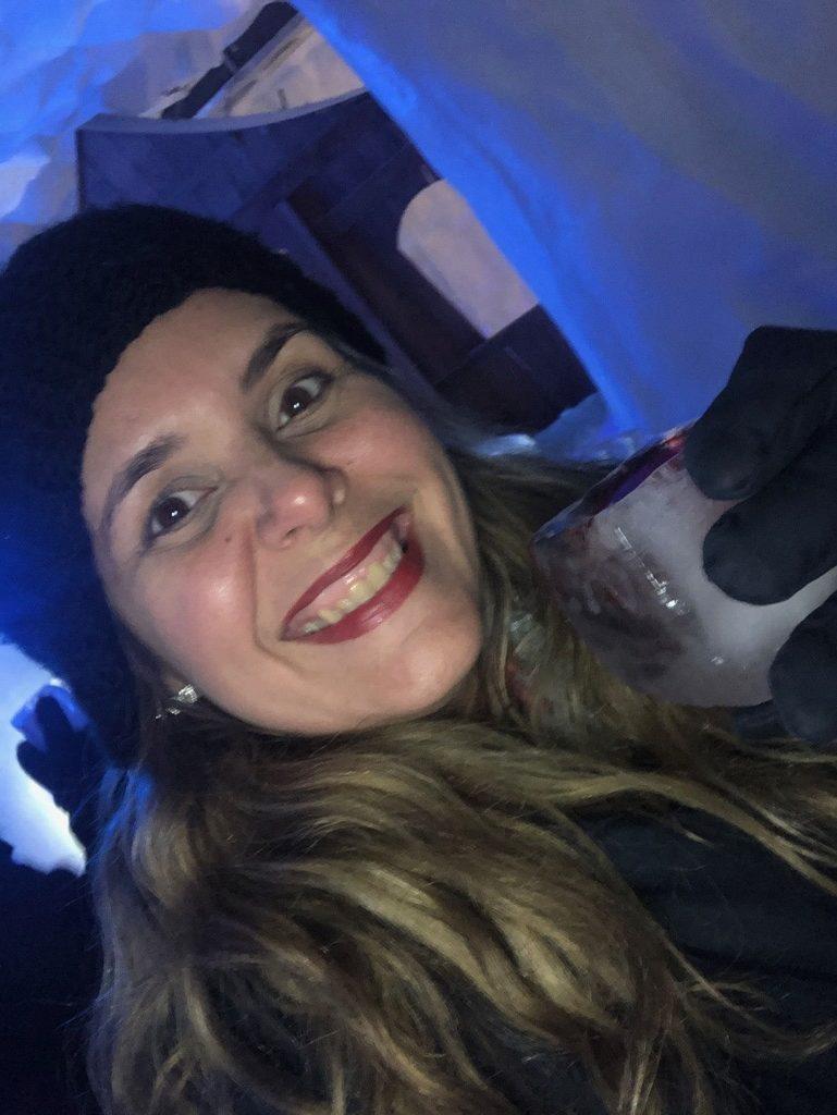 Mundo Gelado do Capitão - ice bar em Canela