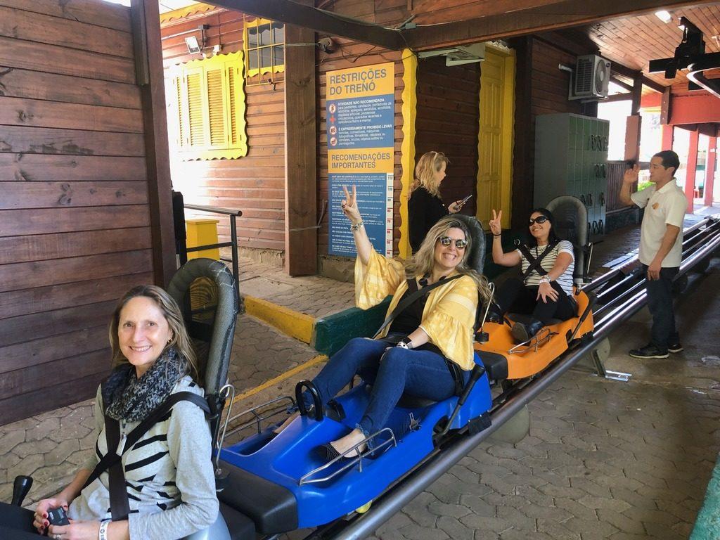 Alpen Park - o seu parque de diversões de Canela RS