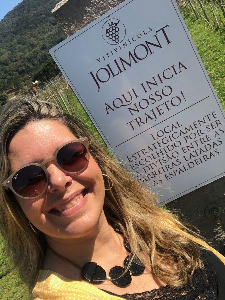 Tour na Vitivinícola Jolimont em Canela
