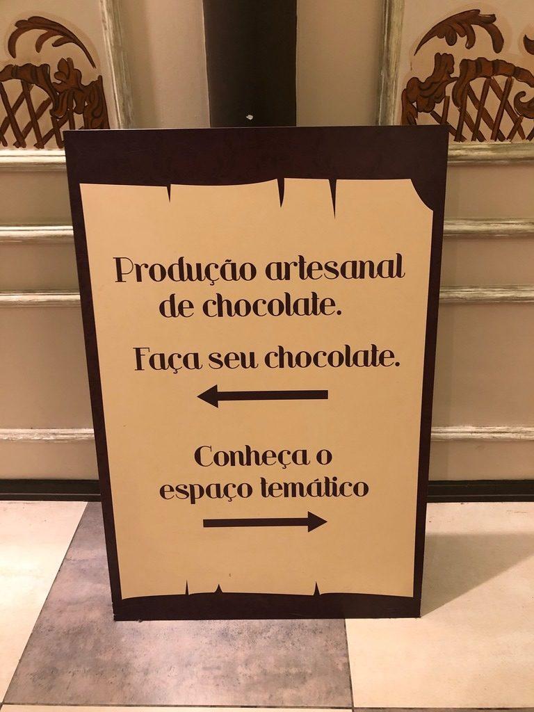 Reino do Chocolate em Gramado