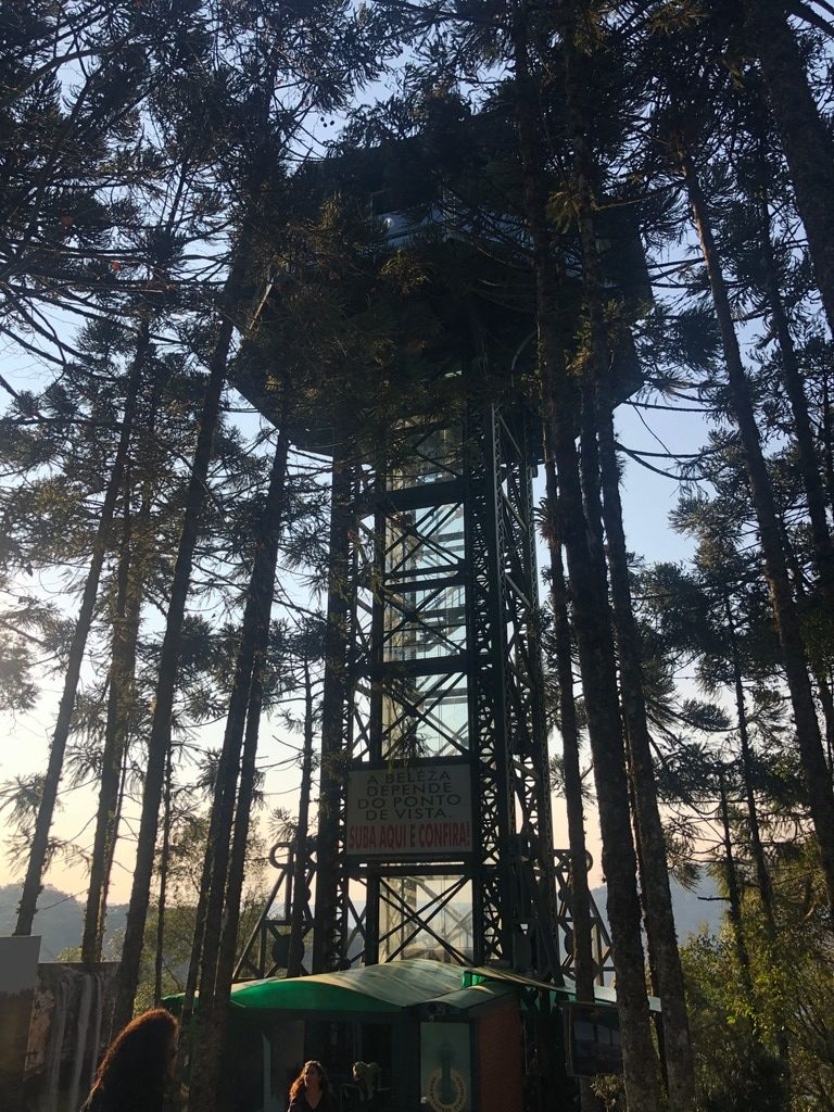 Visite o Parque do Caracol em Canela