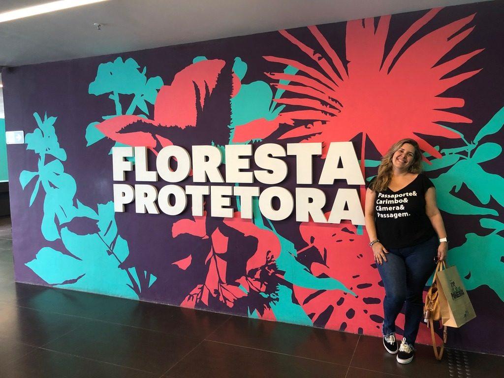 Exposição Floresta Protetora -Visite o Cristo Redentor no RJ