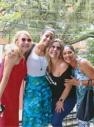 Foto da entrada - Visite o Cristo Redentor no RJ