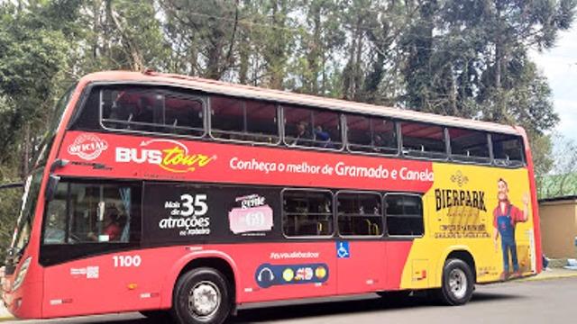 Bustour Canela e Gramado