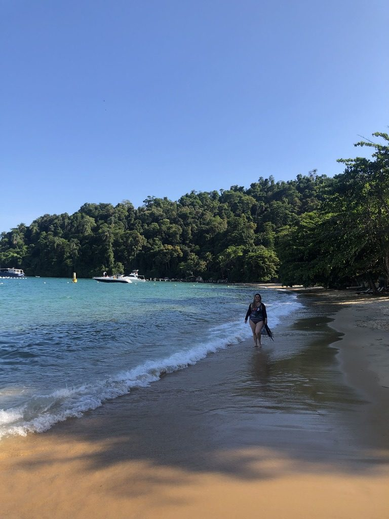 Praia da Piedade - o que saber antes de ir