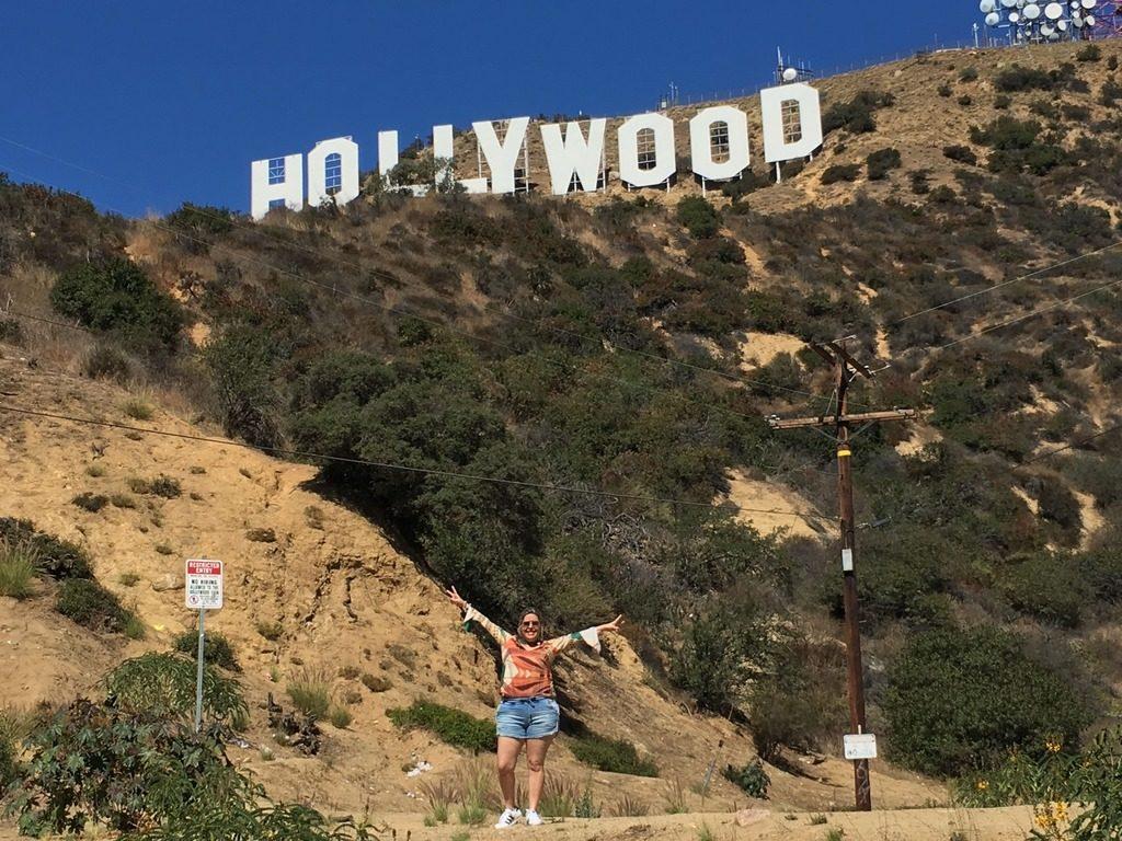 Letreiro Hollywood - como chegar