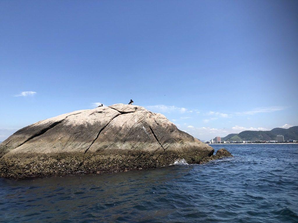 Planasurf: vôo submarino nas Ilhas Tijucas