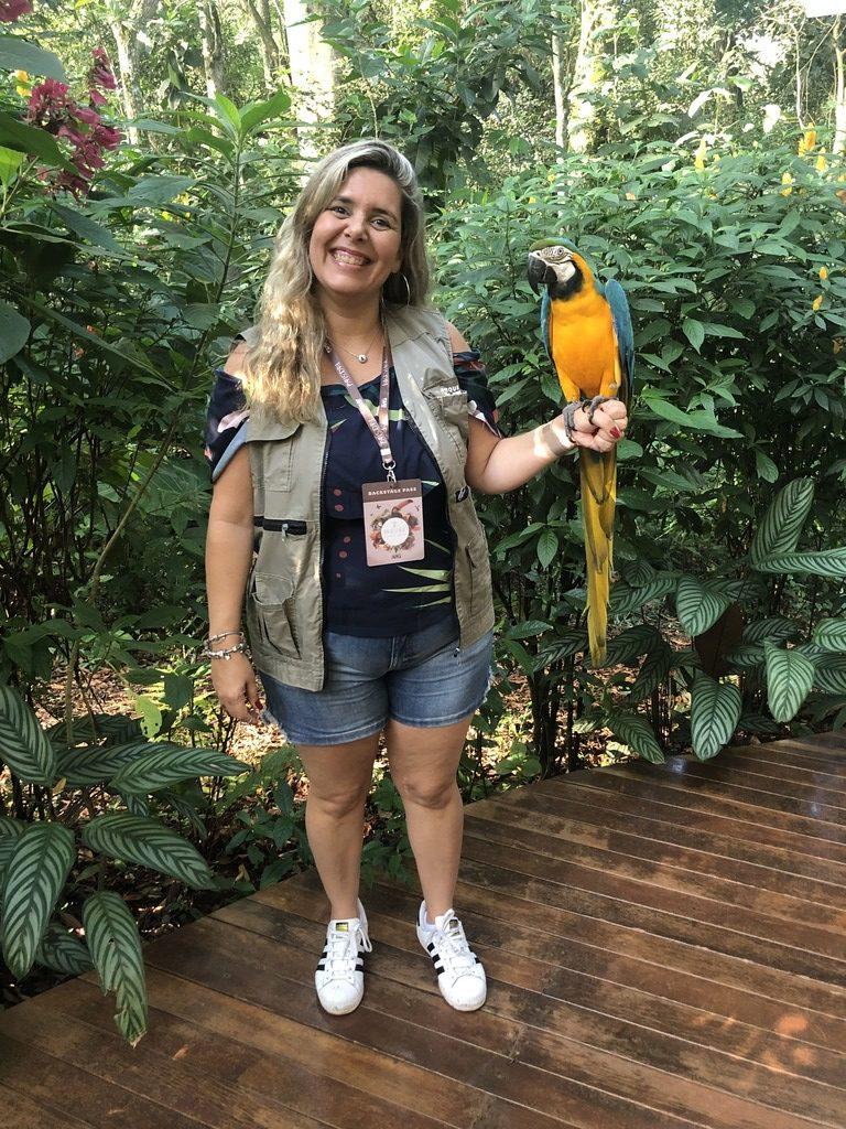 Backstage Parque das Aves - tudo o que você precisa saber antes de ir